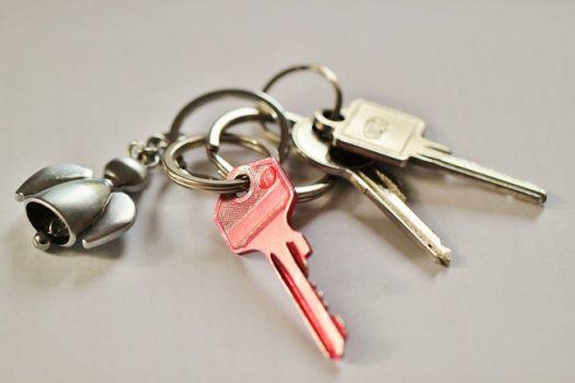 鍵によって性能が違う!鍵の主な種類について